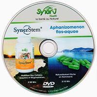 Präsentation von AFA AlphaOne-Algen und SynerStem durch Jacques Prunier