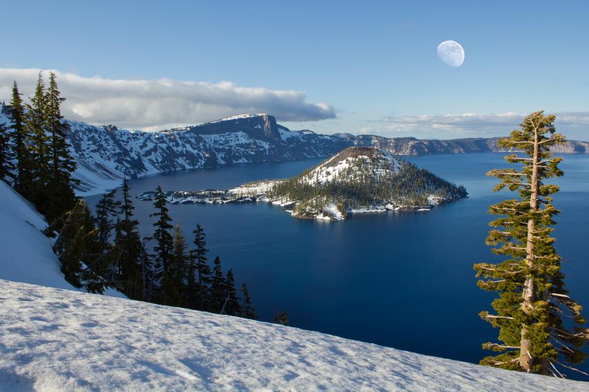 Le lac Klamath d'Oregon est un lieu unique au monde, l'algue bleu-vert qui y pousse possède des propriétés nutritives de bien-être insoupçonnées.