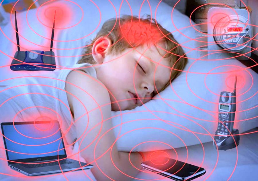 Les ondes électromagnétiques sont un danger quotidien et envahissant, protégez-vous en avec la gamme SynerWave des laboratoires SynerJ-Health.
