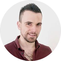 Damien Casoni, Mandataire officiel SynerJ-Health depuis 2013, représentant des travaux de Jacques Prunier (AlphaOne, SynerStem, SynerBoost, etc).